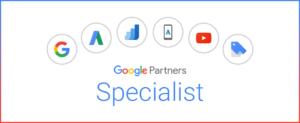 Criação de sites com Partner Specialist